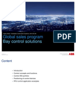 CHP050 Substation Automation Systems - Day 2 - Bay Control Solutions Rev.1