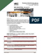 Curriculum Prosimec Industrial