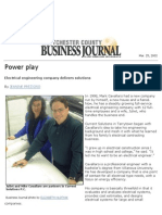 Current Solutions PC On WC Business Journal