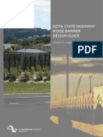 NZTA Noise Barriers v1.0