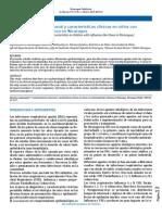 Comportamiento estacional y características clínicas en niños con enfermedad tipo influenza en Nicaragua