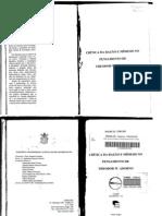 TIBURI, Marcia. Crítica da razão e mímesis no pensamento de Theodor W Adorno.pdf