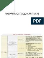 ALGORITMOS TAQUIARRITMIAS