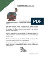 Violeta ManolitoGafotas Texto