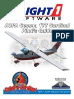 AOPA Cardinal 177 Pilot's Guide