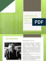 Seminario de Psicoanc3a1lisis de Nic3b1os i Dolto (1)