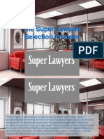 The Super Lawyers Selection Process