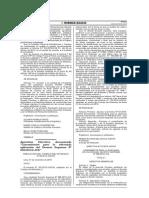 Lineamientos Del DS 006-2013-JUS