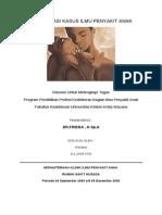 Presentasi Kasus Ilmu Penyakit Anak