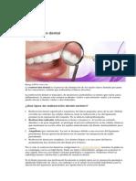 Reabsorción dental