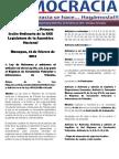 Barómetro Legislativo Diario del miércoles, 12 de febrero de 2014.pdf