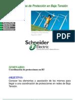 Sistemas de Proteccion en Baja Tension Schneider 1.00 Pm