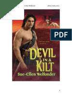 Welfonder, Sue Ellen - MacKenzie [Highlands] 01 - El Demonio de Escocia [Demonio Con Falda Escocesa]