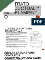 Contrato Conductual y Modelamiento