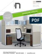 CREST OFFICE FURNITURE CATALOG 013014
