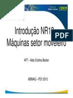 NR12 Maquinas Madeira-MTE Dra Aida Becker
