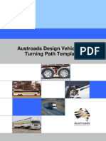 Austroads Design Vehicle and Turning Path Templates