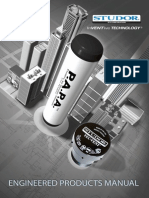 Studor Technical Manual