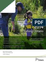 Ontario 2014 Fishing Regulations