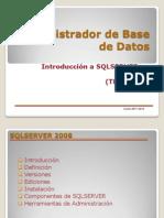 SQL Server 2008 (Tema 1)