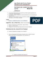 CMDP 2008 practica 1 VII