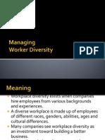 Worker Div