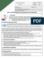 Guía 1. Mantenimiento de la PC 9no