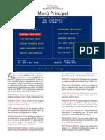 Manual Para Aprender a Configurar La Bios