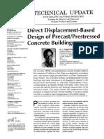 Direct_Desplacement Based Design Precast Prestressed Concrete