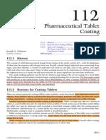 Pharmaceutical Tablet Coating