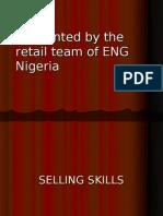 Selling Skills Dec 2008