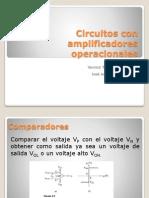 Circuitos Con Amplificadores Operacionales Final