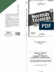 18 -  Normas Tecnicas para Trabalho Cientifico - Furaste - 14a. edição - Nova ABNT 2006
