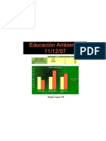 educación ambiental 11-12-2007