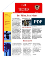 CVFD Newsletter 2012 Jan