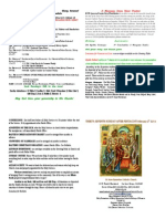 Saint Anne's Bulletin of 02/02/2014