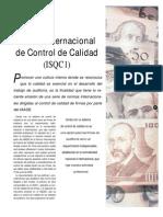 Norma Internacional de Control de Calidad