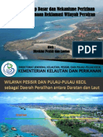 Kriteria, Prinsip Dasar dan Mekanisme Perijinan dalam Pelaksanaan Reklamasi Wilayah Perairan