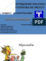 HIPOCONDRIASIS