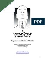Vital Stim - Manual Del Usuario - ES