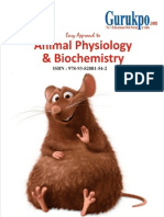 Animal Physiology & Biochemistry