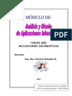 modulo análisis