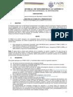 Convocatoria PIMES 2014