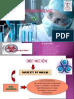Bioseguridad - Grupo 7