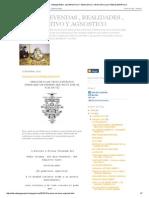 Mitos , Leyendas , Realidades , Alternativo y Agnostico_ Oracion a Los Trece Espiritus