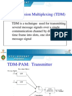 104623_Time Division Multiplexing (Transmitter, Receiver,Commutator)