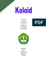 KOLOID