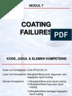Kegagalan Coating