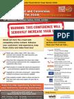 EyeforTravel - Online Content & Conversion Strategies - World Travel Market 2008