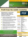 EyeforTravel - Mobile Technology in Travel  - World Trade Market 2008